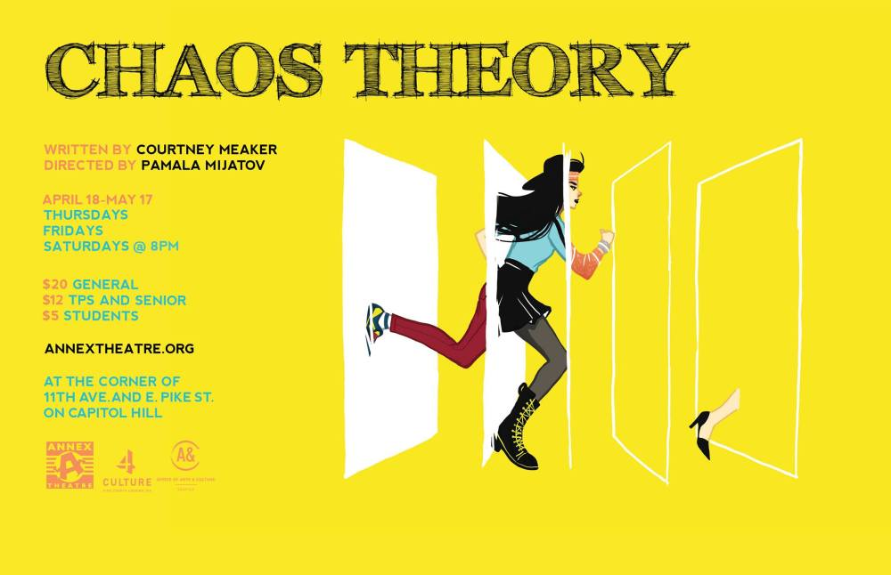 chaos theory cover photo